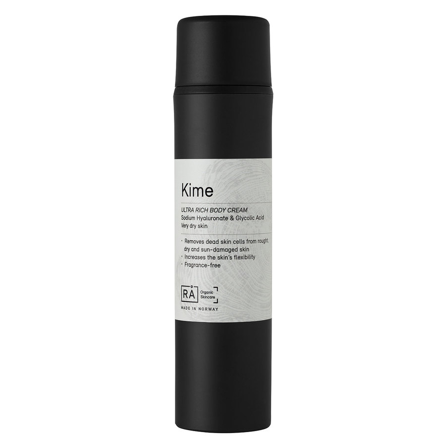 RÅ Organic Skincare Kime Ultra Rich Body Cream (150 ml)