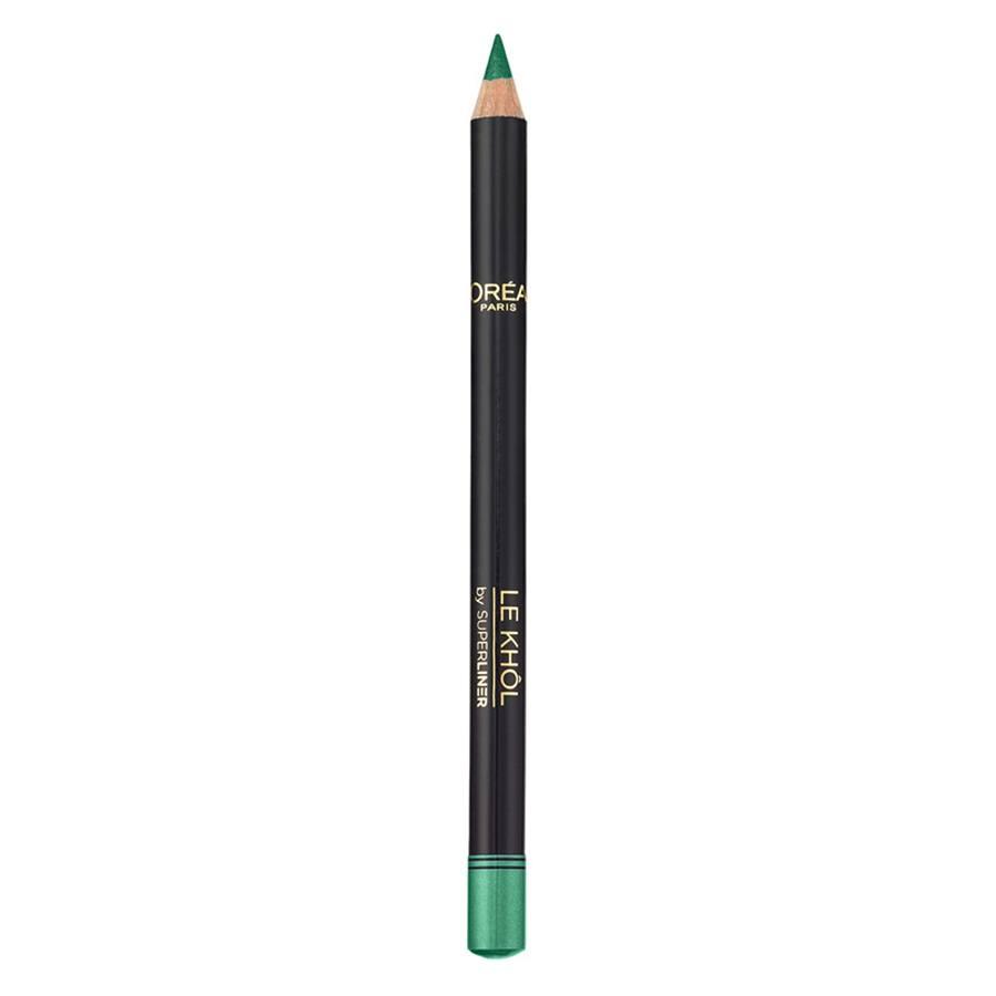 L'Oréal Paris Superliner Le Kohl Eyeliner, 116 Rainforest Green (1,2 g)