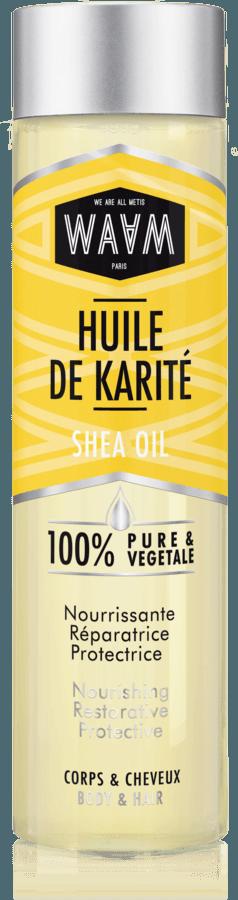 WAAM Cosmetics Shea Oil (100 ml)