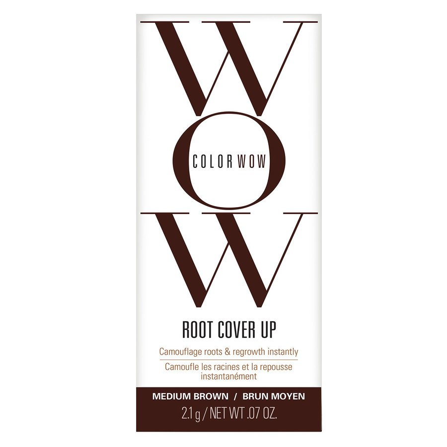 Color Wow Root Cover Up, Medium Brown (2,1g)