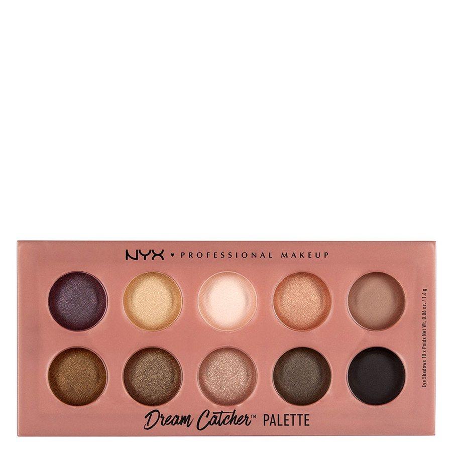 NYX Professional Makeup Dream Catcher Shadow Palette, Dusk Til Dawn