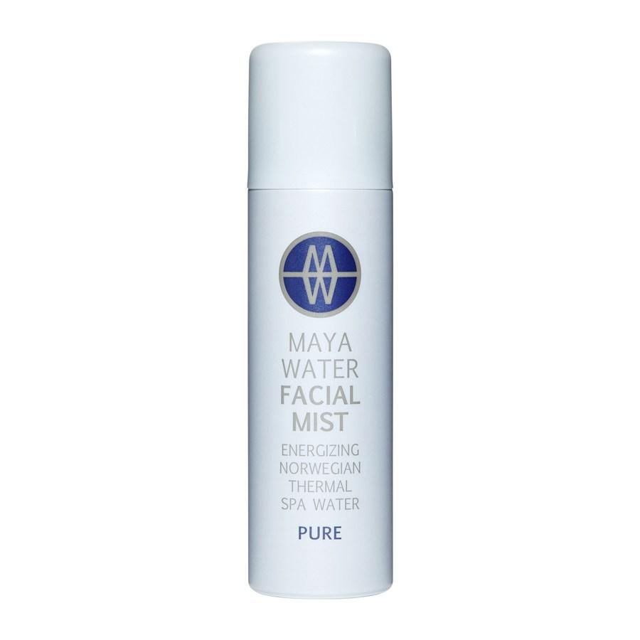 Maya Wasser Facial Mist Gesichtsspray (150 ml), Pure