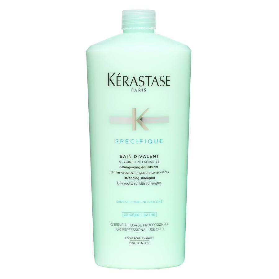 Kérastase Specifique Bain Divalent Balancing Shampoo (1000 ml)