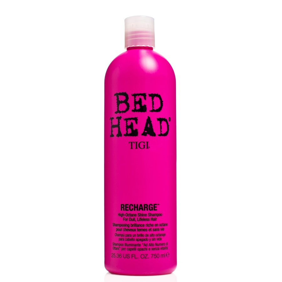 Tigi Bedhead Recharge High-Octane Shine Shampoo (750 ml)