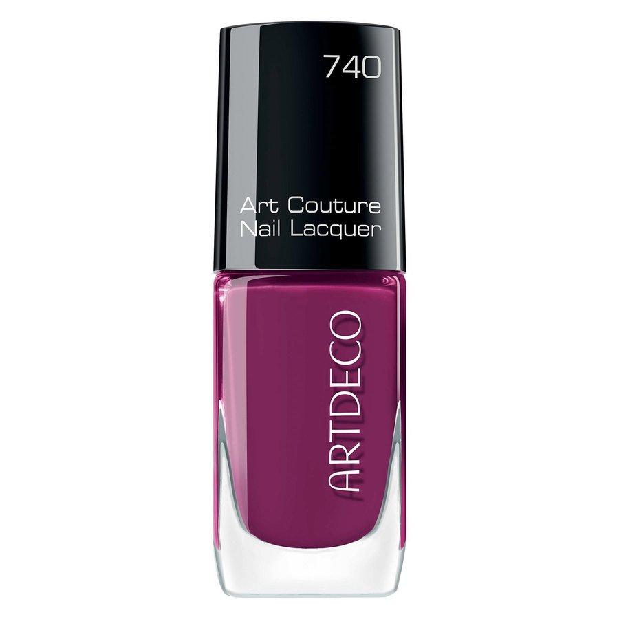 Artdeco Art Couture Nail Polish, 740 Blueberry (10 ml)