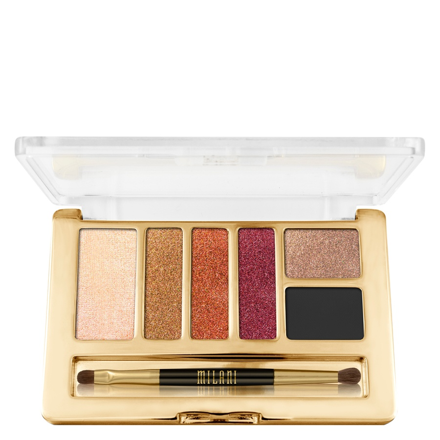 Milani Everyday Eyes Powder Eyeshadow Collection, Must-Have Metallic (6 g)