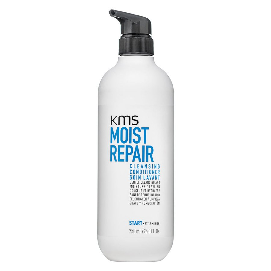 Kms Moist Repair Cleansing Conditioner (750 ml)