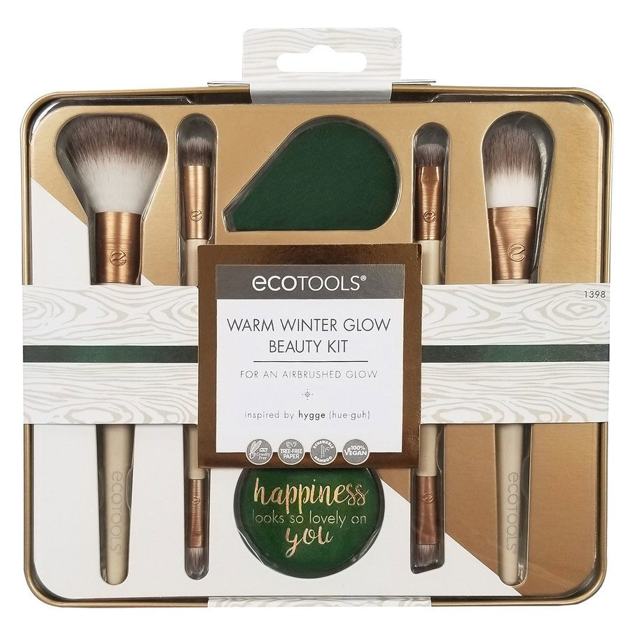 Eco Tools Warm Winter Glow Kit