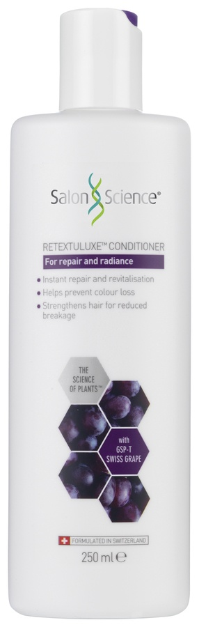 Salon Science Swiss Grape Retextuluxe Conditioner (250 ml)