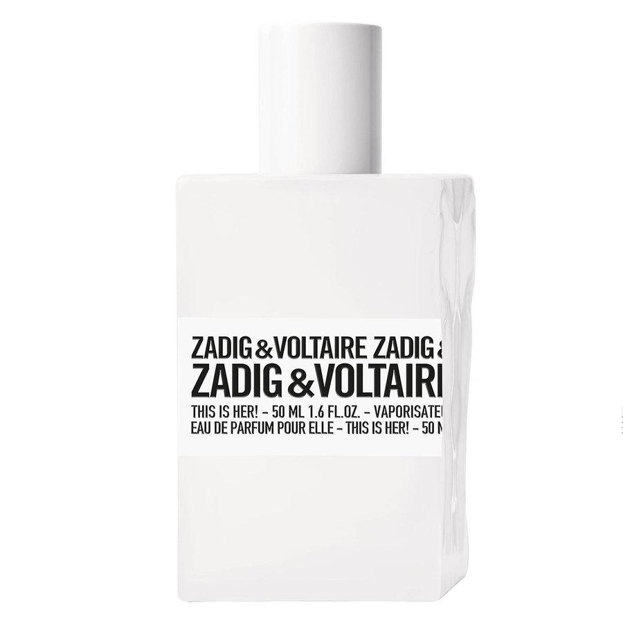 Zadig & Voltaire This Is Her Eau De Parfum (50 ml)