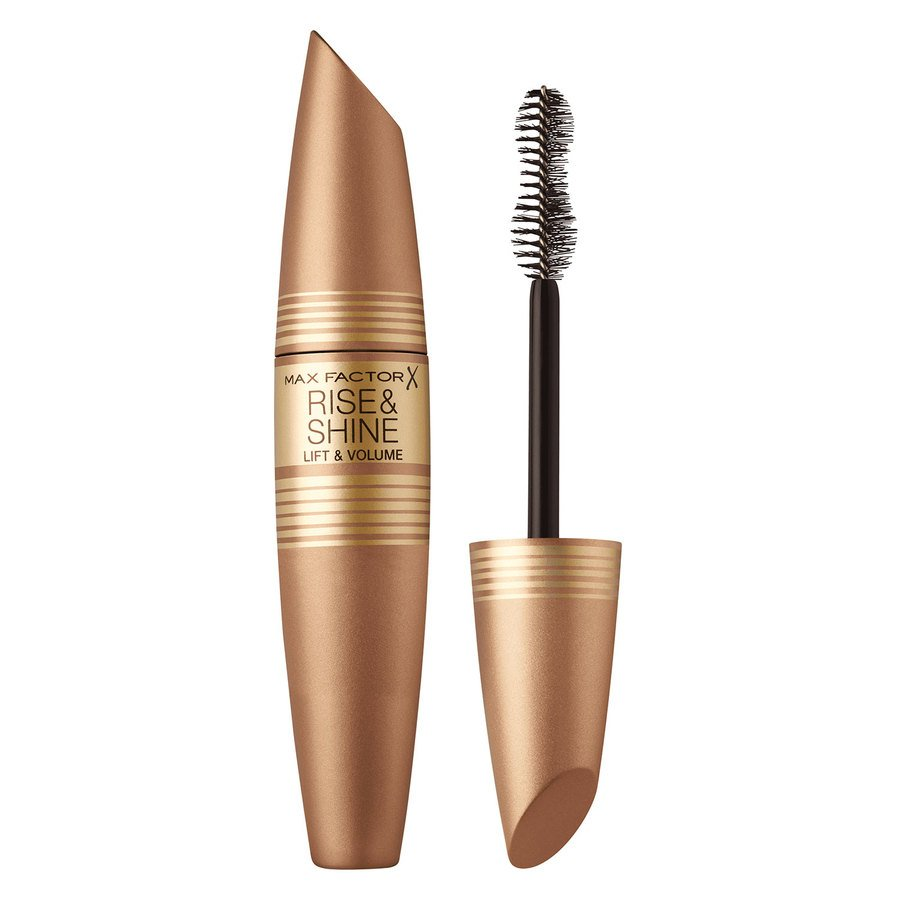 Max Factor Rise & Shine False Lash Effect Mascara, Black /Brown (12 ml)
