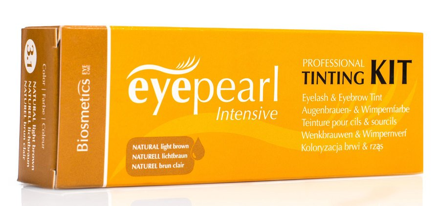 Intensive Eyelash And Eyebrow Colour Natural Kit