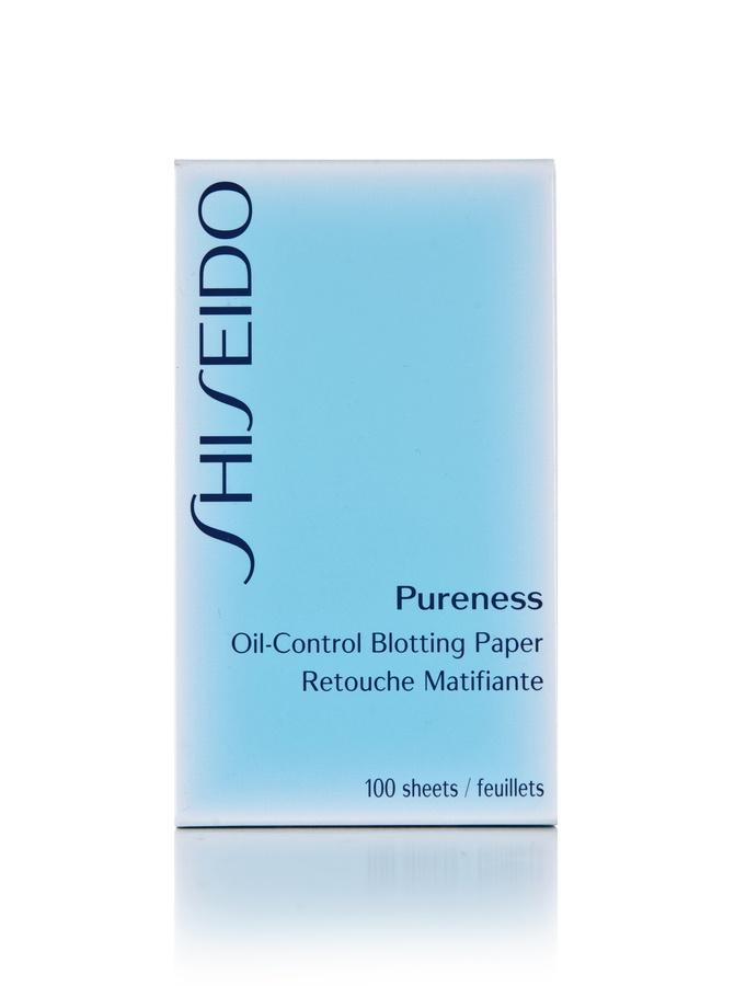 Shiseido Pureness Oil-Control Blotting Paper (100 sheets)