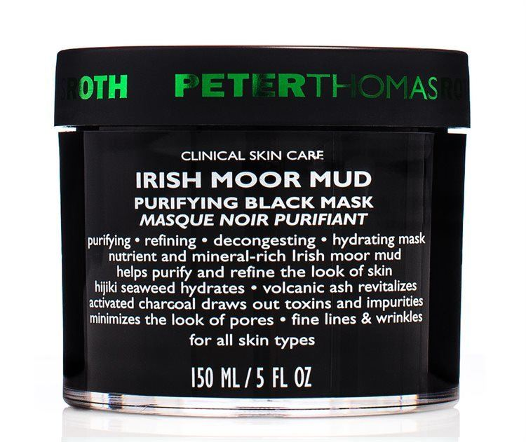 Peter Thomas Roth Irish Moor Mud Purifying Black Mask (150 ml)
