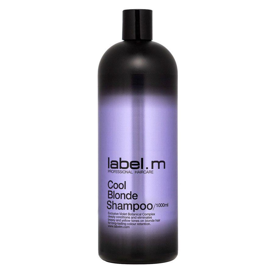 label.m Cool Blonde Shampoo (1000 ml)