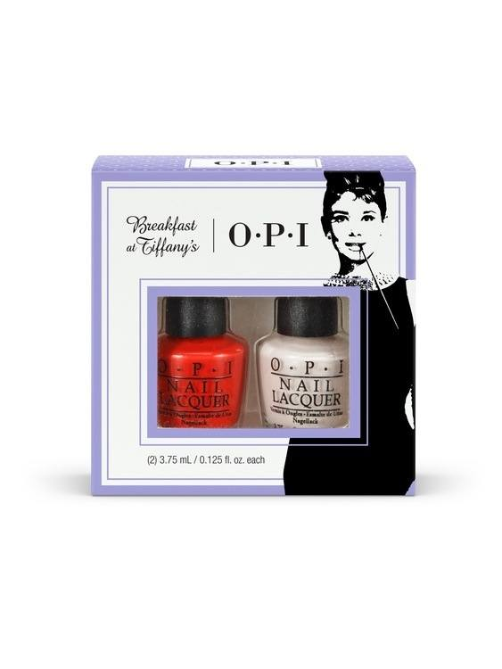 OPI Breakfast At Tiffany's Duo Pack HRH23