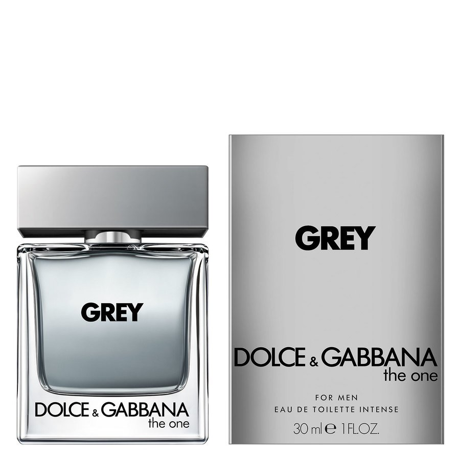 Dolce & Gabbana The One Grey For Men Eau De Toilette (30 ml)