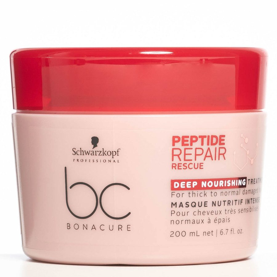 Schwarzkopf BC Peptide Repair Rescue Treatment Deep Nourishing (200 ml)