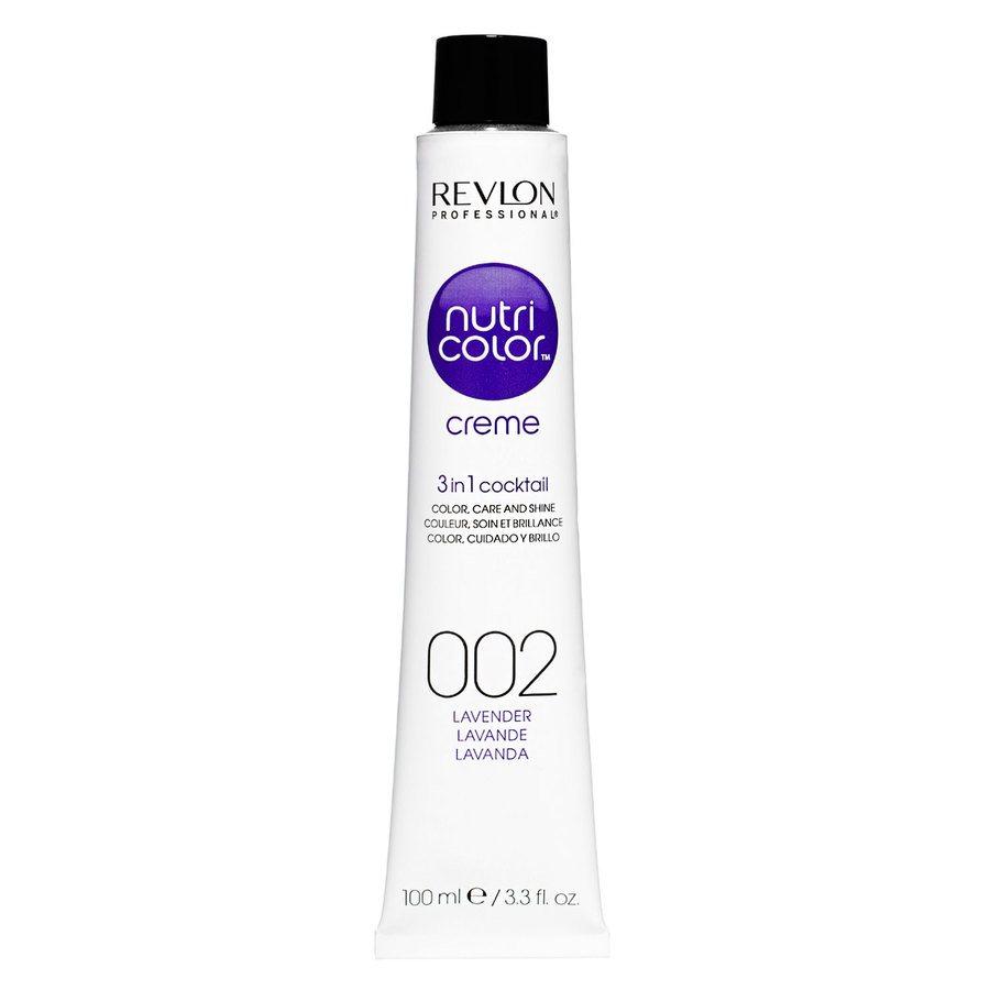 Revlon Professional Nutri Color Creme, #002 Lavender (100ml)