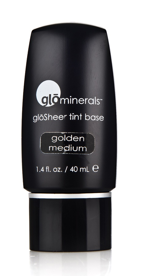 gloMinerals Sheer Tint Base (40 ml), Golden Medium