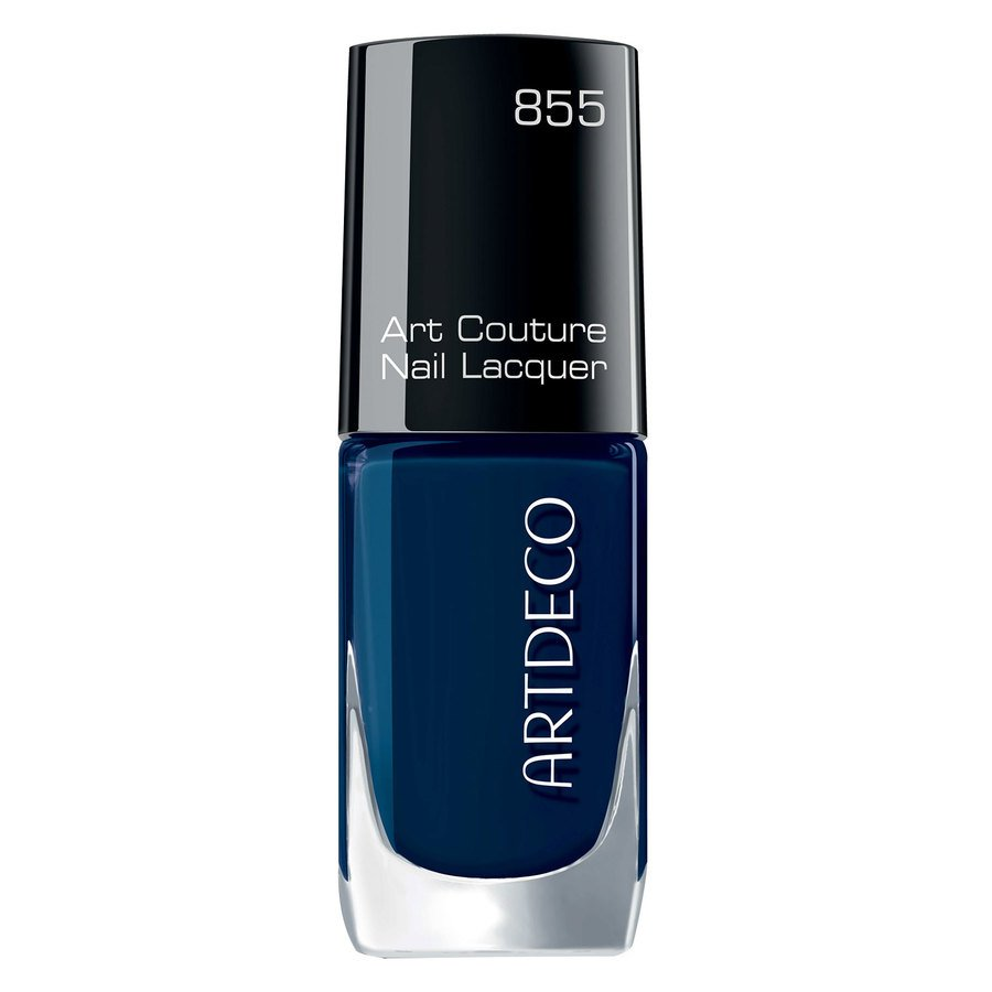 Artdeco Art Couture Nail Polish, 855 Ink Blue (10 ml)