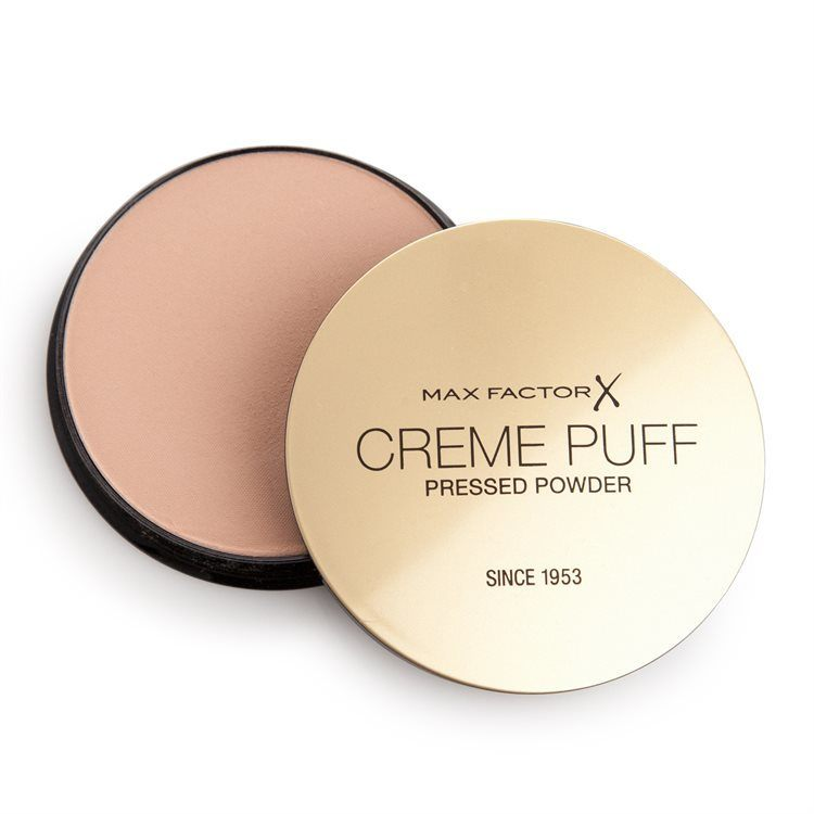 Max Factor Creme Puff Pressed Powder (21 g), 50 Natural