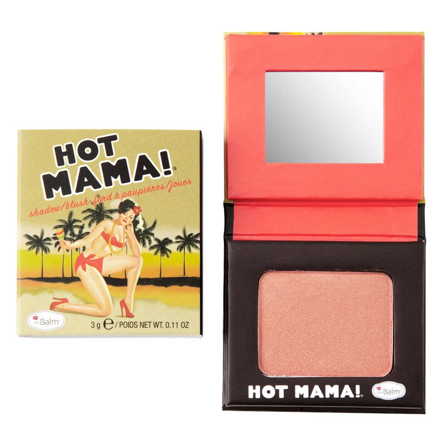 The Balm Hot Mama, Travel Size (3 g)
