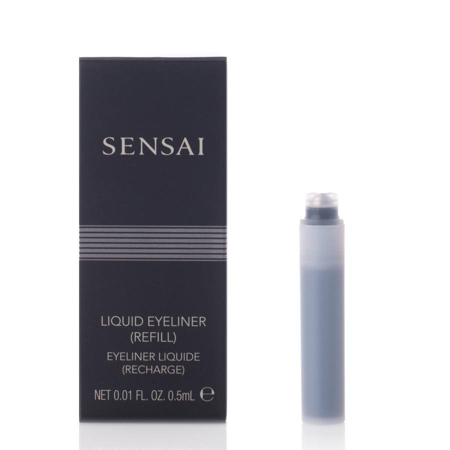 Sensai Liquid Eyeliner Refill, LE01 Black (0,5 ml)
