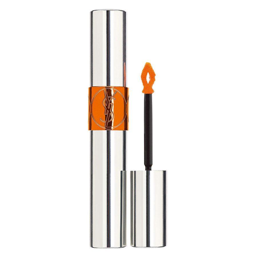 Yves Saint Laurent Volupté Tint-in-Oil Lip Gloss, #7 Crush Me Orange