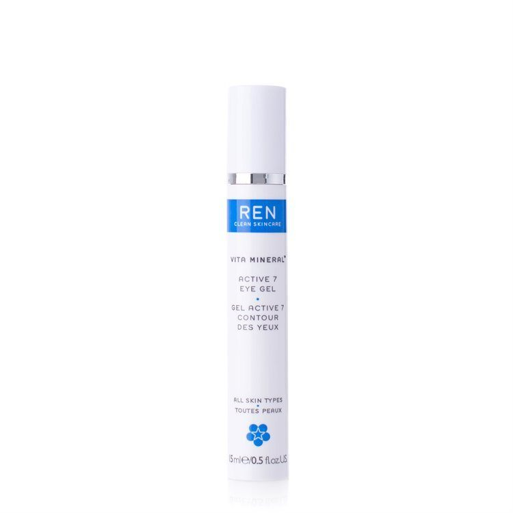 REN Active 7 Radiant Eye Gel Augengel (15 ml)