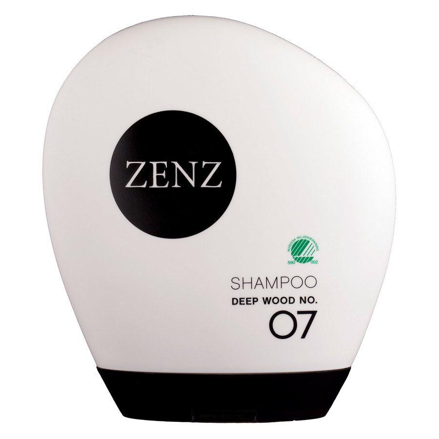 Zenz Organic Shampoo Deep Wood No. 07 250ml