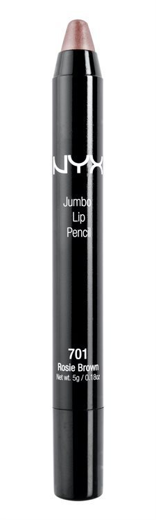 NYX Jumbo Lip Pencil 701 Rosie Brown