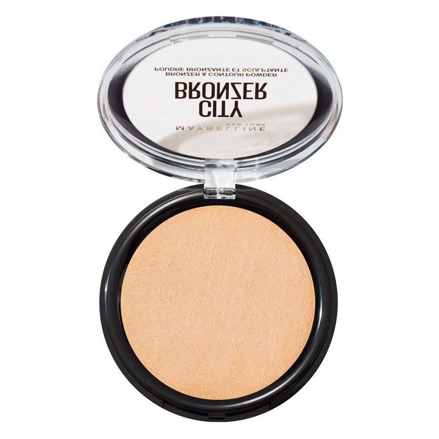 Maybelline City Bronze Powder, Light Cool (8 g)