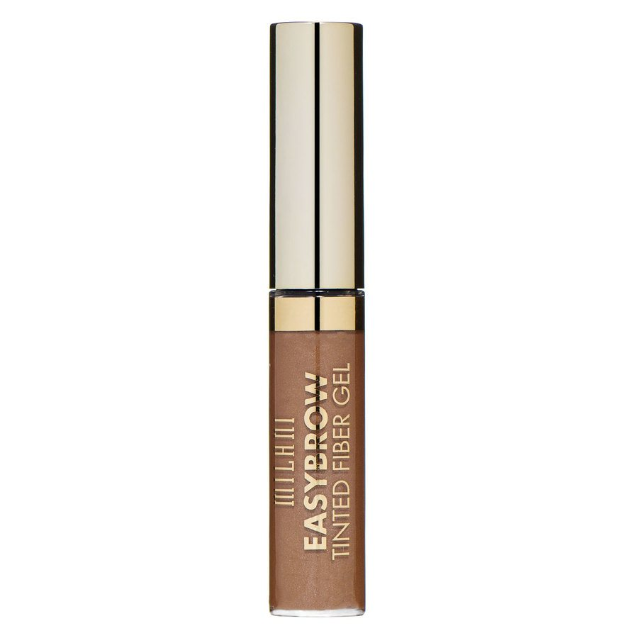 Milani Easybrow Tinted Fiber Gel, Medium Brown 4g