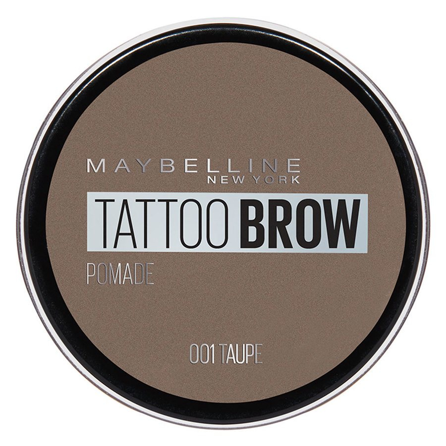 Maybelline Tattoo Brow Pomade Pot, Taupe