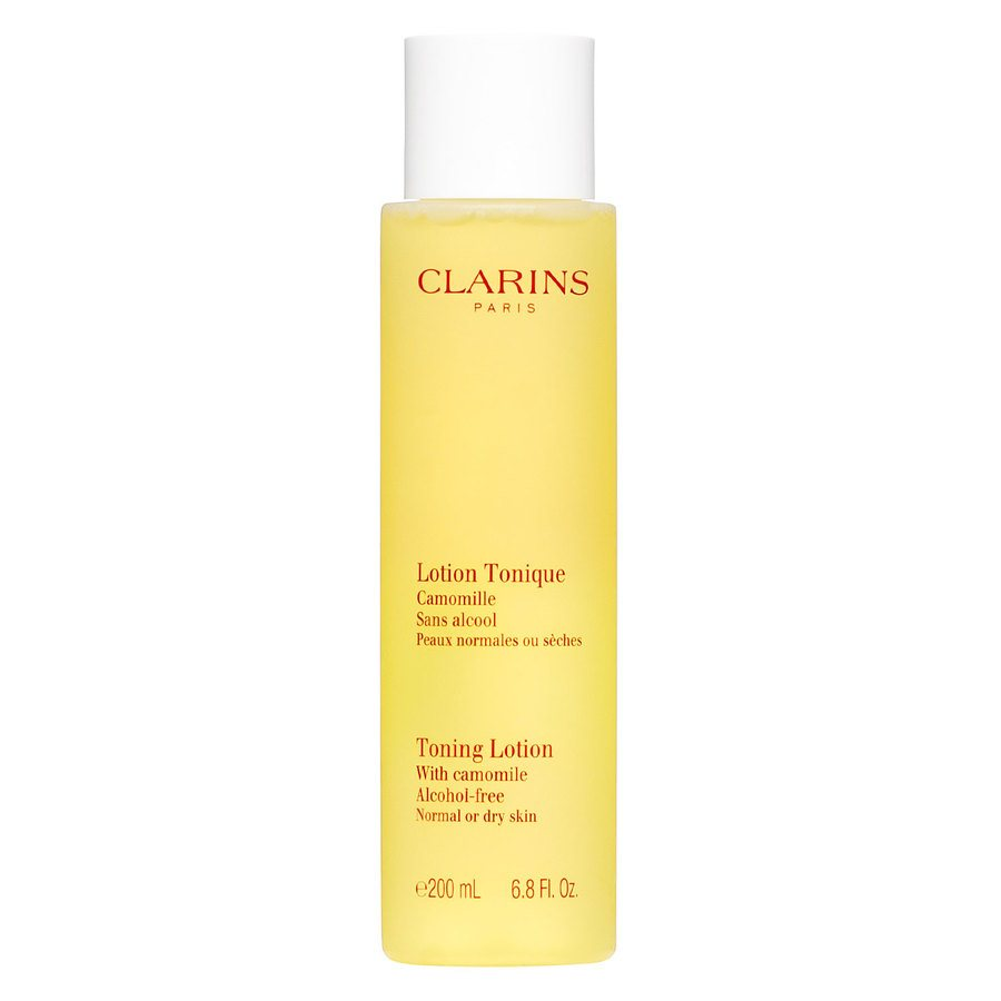 Clarins Toning Lotion With Camomile For Normal Or Dry Skin (200 ml)