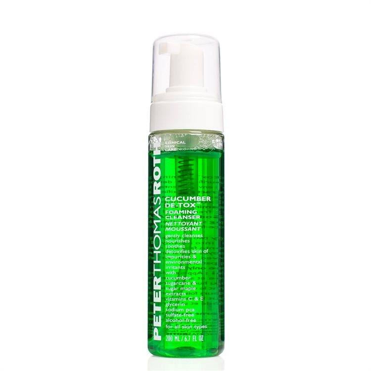 Peter Thomas Roth Cucumber De-Tox Foaming Cleanser (200)