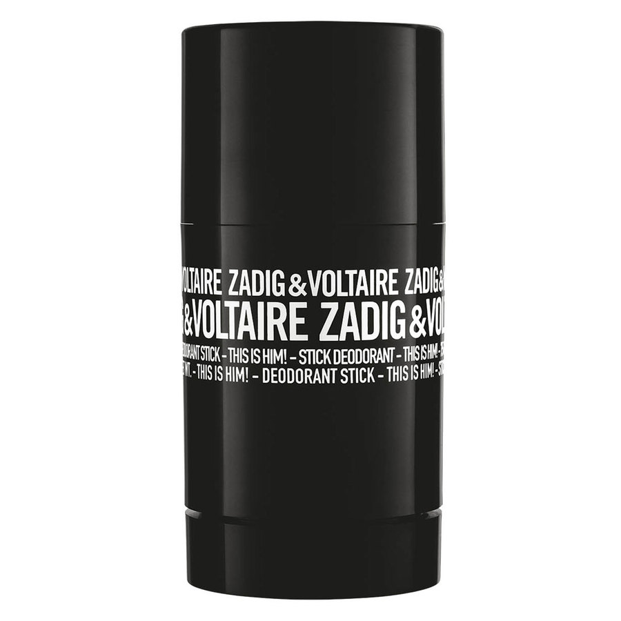 Zadig & Voltaire This Is Him Deodorant Stick (75 gr)