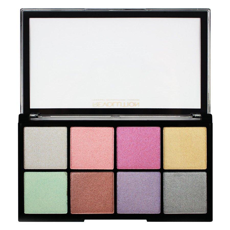 Makeup Revolution Cool Glow Palette