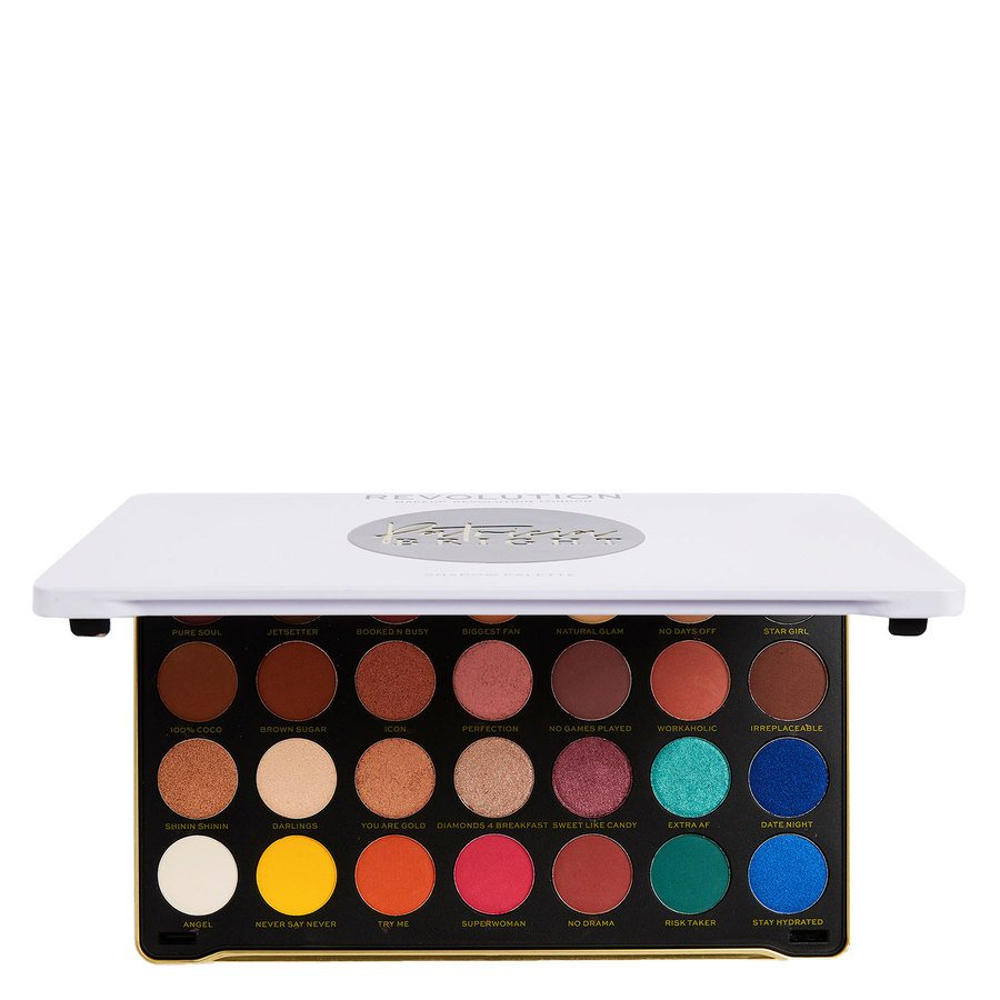 Makeup Revolution X Patricia Bright Rich In Life Palette (28 x 1,2 g)
