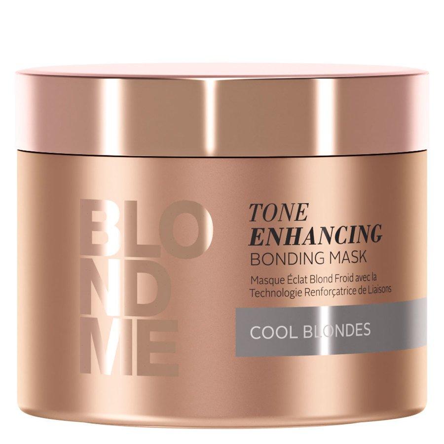 Schwarzkopf Blondme Tone Enhancing Bonding Mask, Cool Blondes (200 ml)