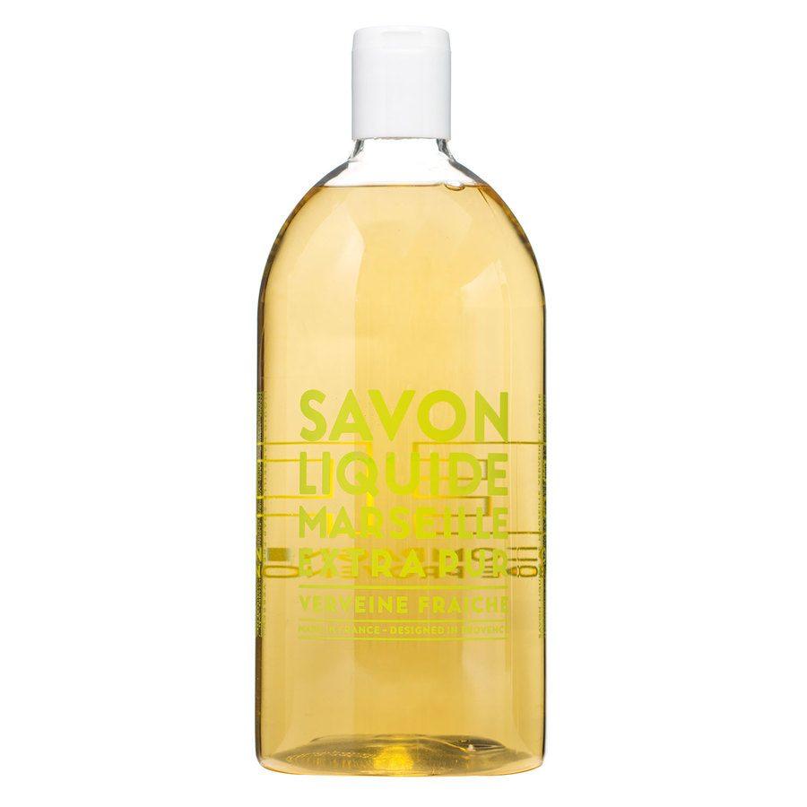 Compagnie De Provence Liquid Soap Refill Fresh Verbena 1000 ml