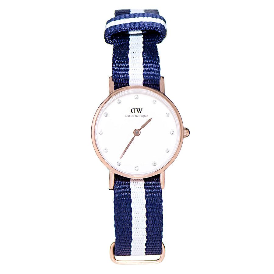 Daniel Wellington Classic Glasgow, Rose Gold (26 mm)