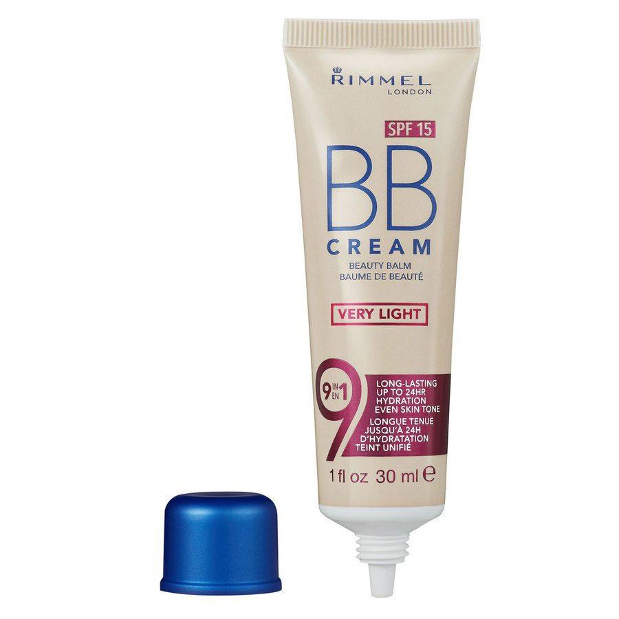 Rimmel London Match Perfection BB Cream, # 000 Very Light (30 ml)
