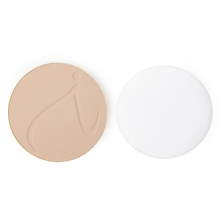 Jane Iredale PurePressed Base Mineralpuder LSF 20 (9,9 g) Nachfüllpack, Warm Silk
