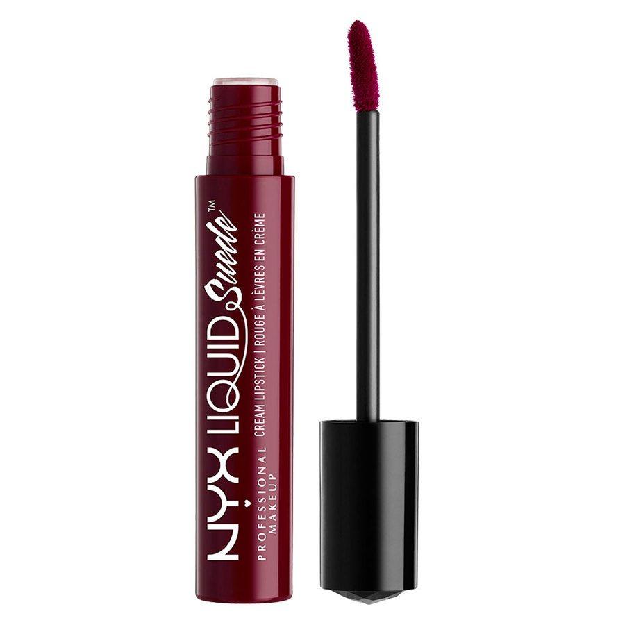 NYX Prof. Makeup Liquid Suede Cream Lipstick Vintage