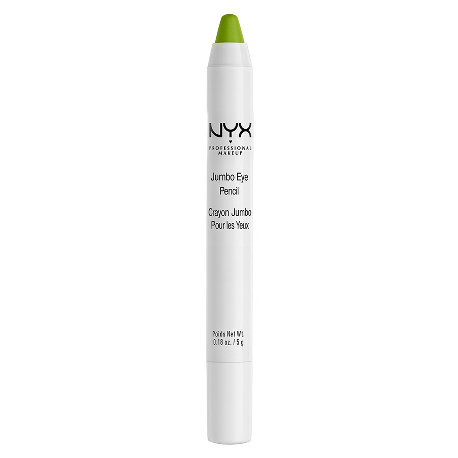 NYX Prof. Makeup Jumbo Eye Pencil Eyeliner, Cucumber