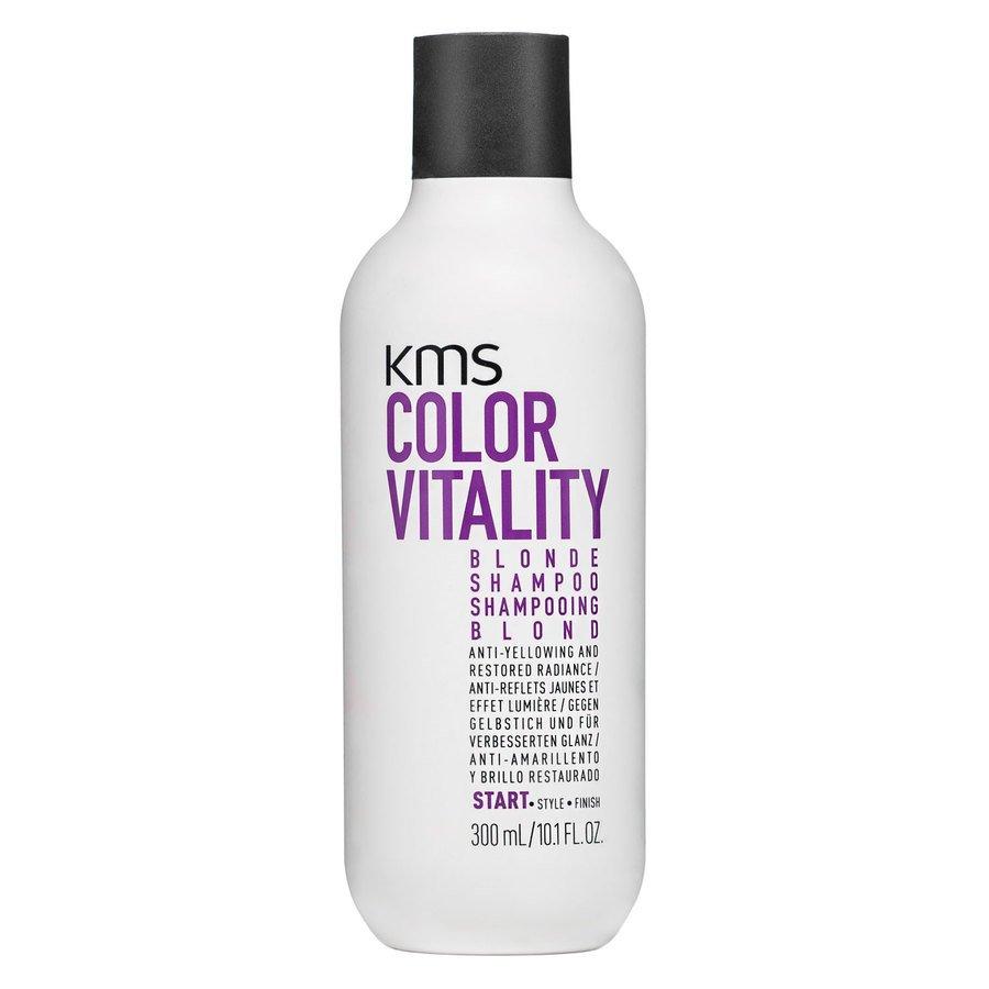 Kms Color Vitality Blonde Shampoo (300 ml)