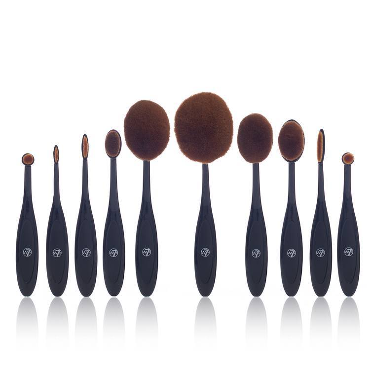 W7 Professional Soft Brush Collection