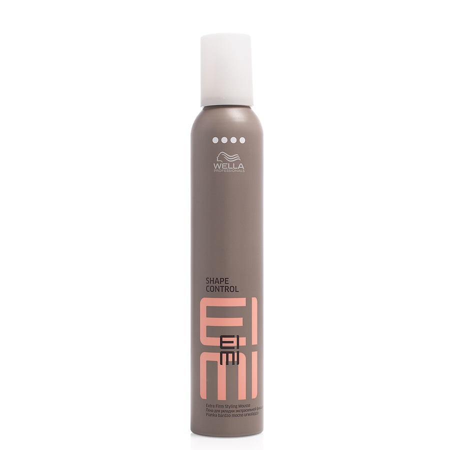Wella Professionals Eimi Shape Control Styling Mousse (300 ml)